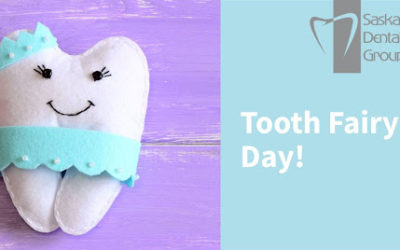 Tooth Fairy Day!