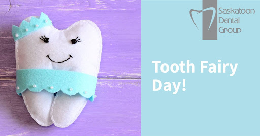 tooth fairy pillow smiling tooth dressed up for tooth fairy day
