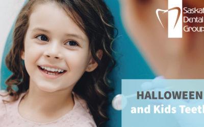 Halloween and Kids' Teeth